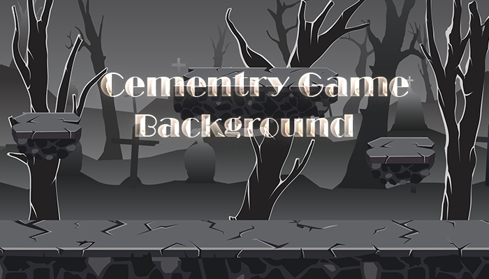 Cementry Game Background