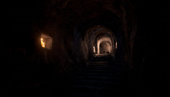 Ancient Catacombs Environment