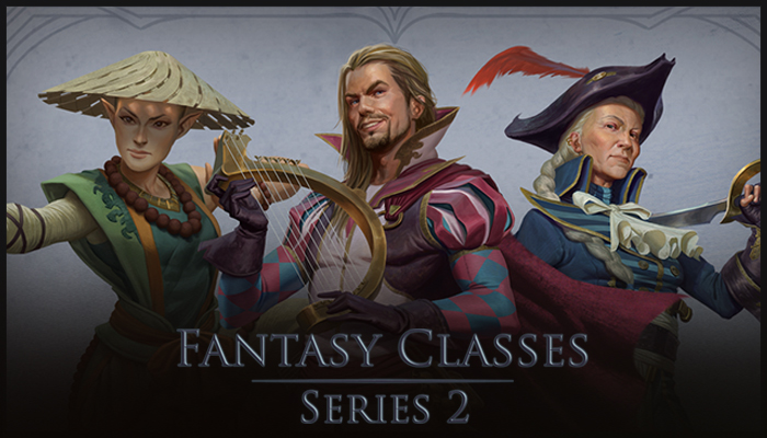 Fantasy Classes – Series 2