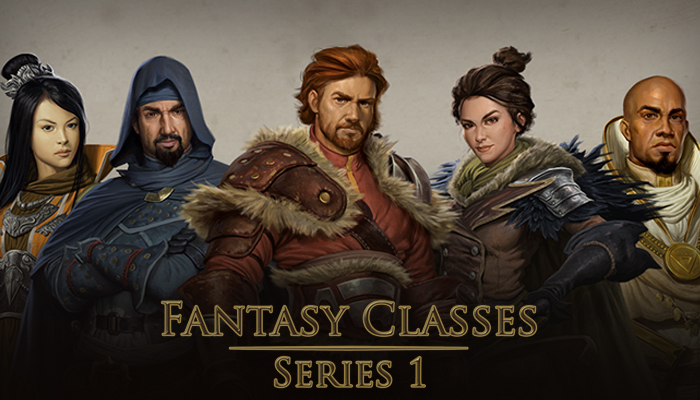 Fantasy Classes – Series 1