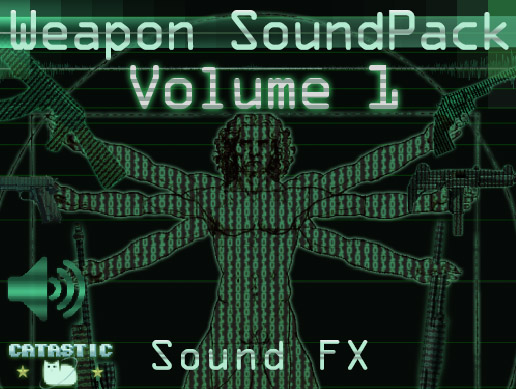 Weapon Sound Pack – Volume 1