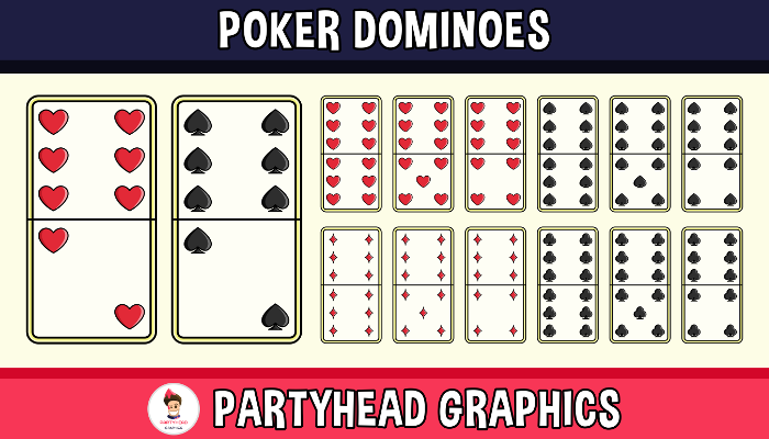 Poker Dominoes