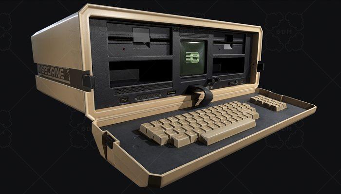 Retro PC Osborne 1