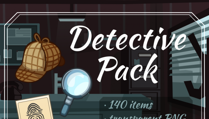 Detective Pack