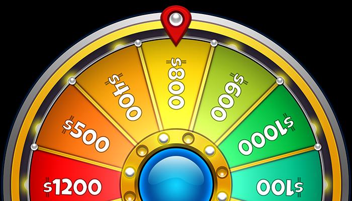 Wheel of Fortune – Wheel Kit