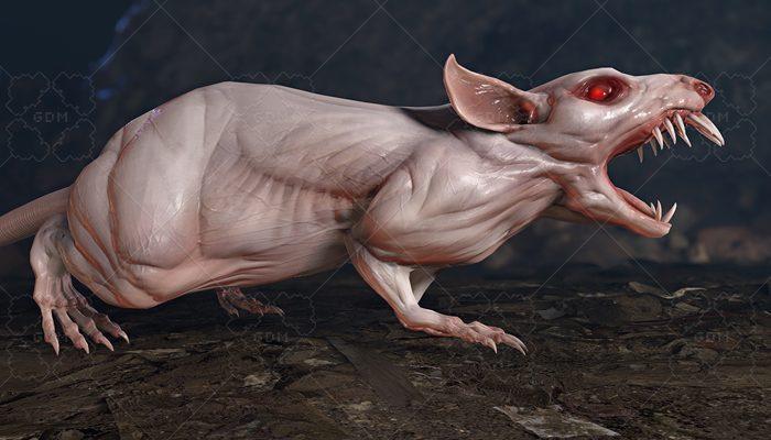 Mutant Rat