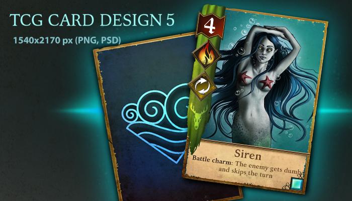 TCG Card Design 5