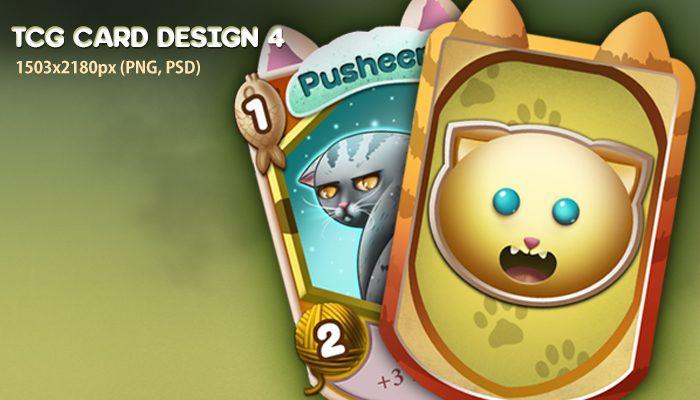 TCG Card Design 4