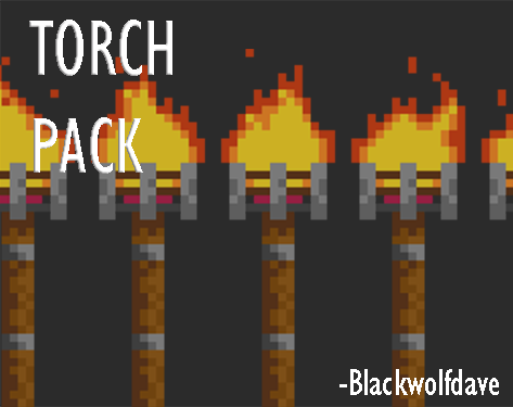 Animated Torch Pack