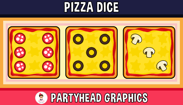 Pizza Dice