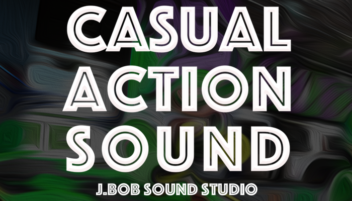Casual Action Sound