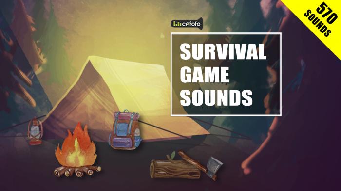 Survival Game Sounds