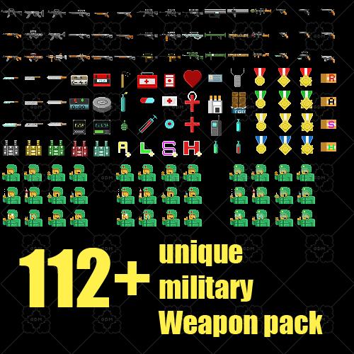 Weapon Pack V3