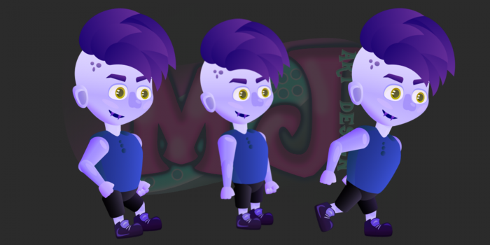 FREE 2D Game Character 2