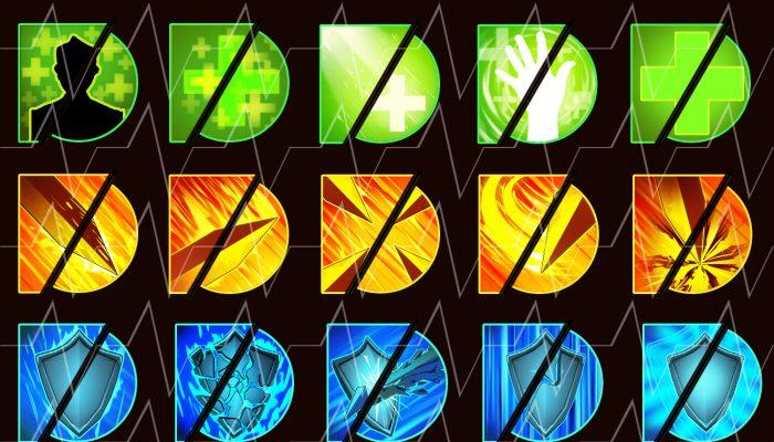 Magi icons (small set)