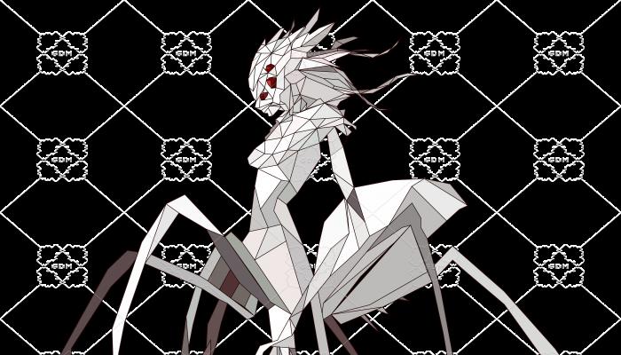 Monster spider boss