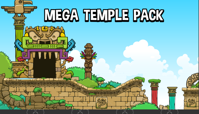 Mega temple level creation kit