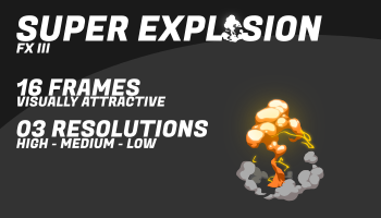 Super explosion FX III