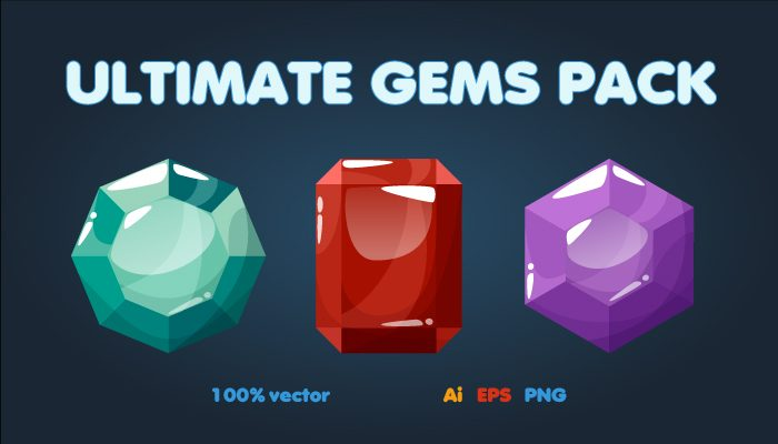 Ultimate Gems Pack