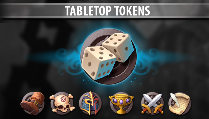 Tabletop Tokens