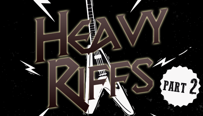 Heavy Riffs II