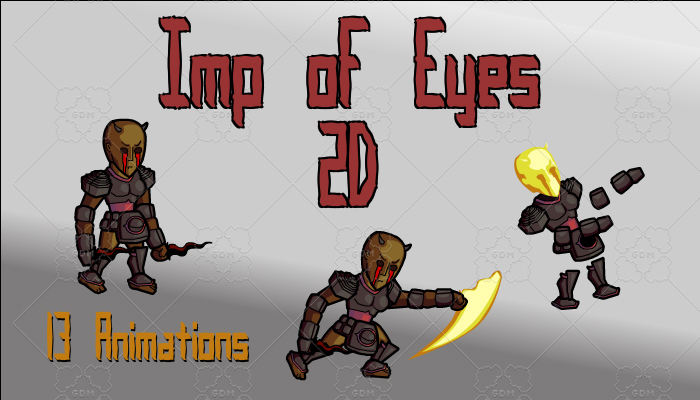 Demon (Imp) of Eyes