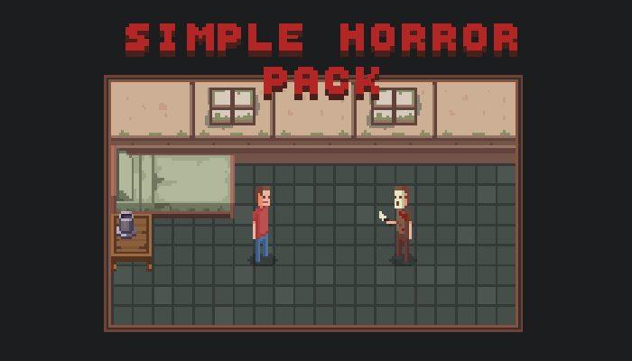 SIMPLE HORROR PACK