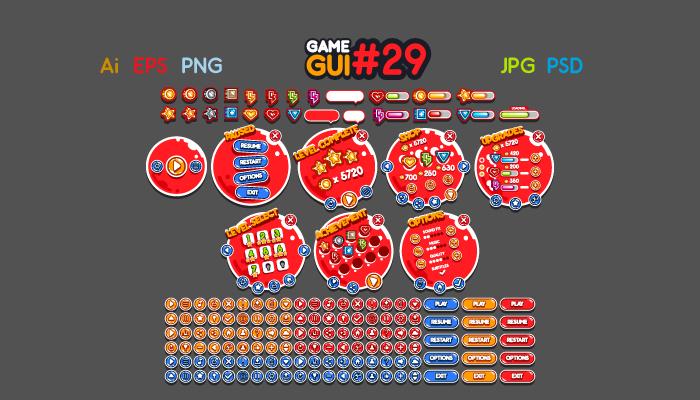 Game GUI 29