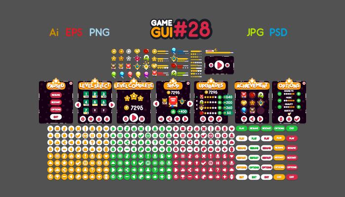 Game GUI 28