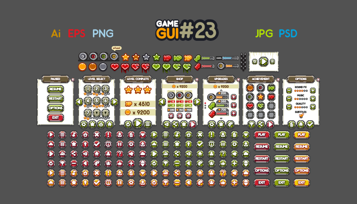 Game GUI 23