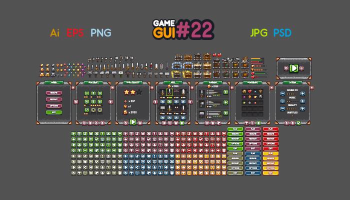 Game GUI 22
