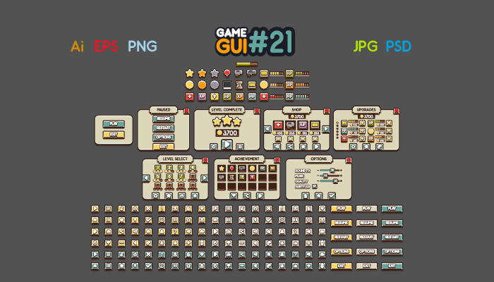 Game GUI 21