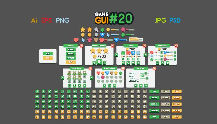 Game GUI 20
