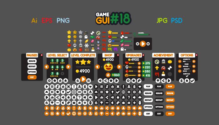 Game GUI 18