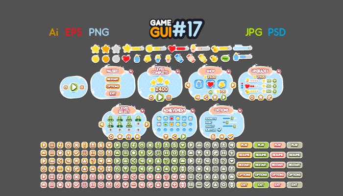Game GUI 17