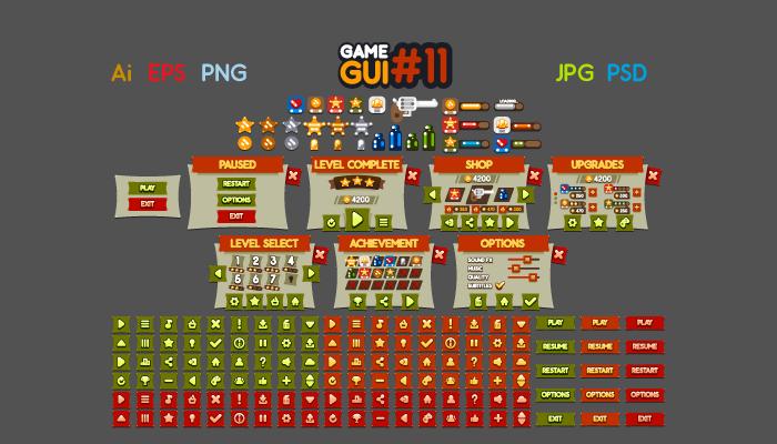 Game GUI 11