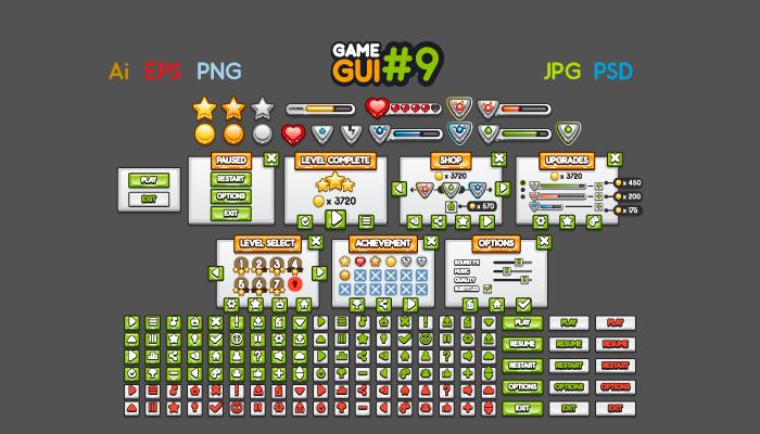 Game GUI 9