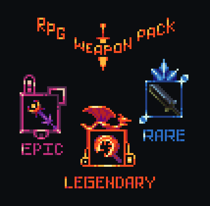 RPG weapon pack