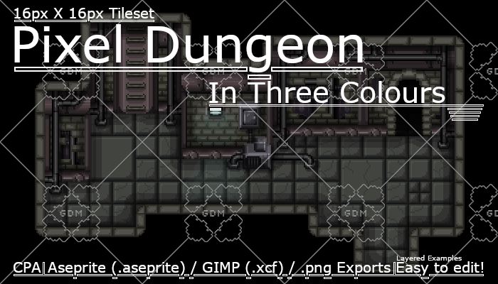 CPA Pixel Dungeon