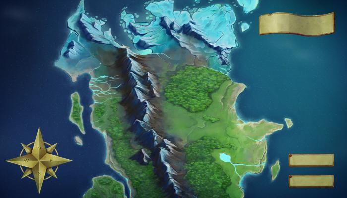 Fantasy Map 1