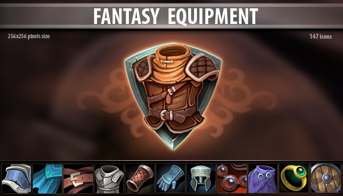 Fantasy Equipment