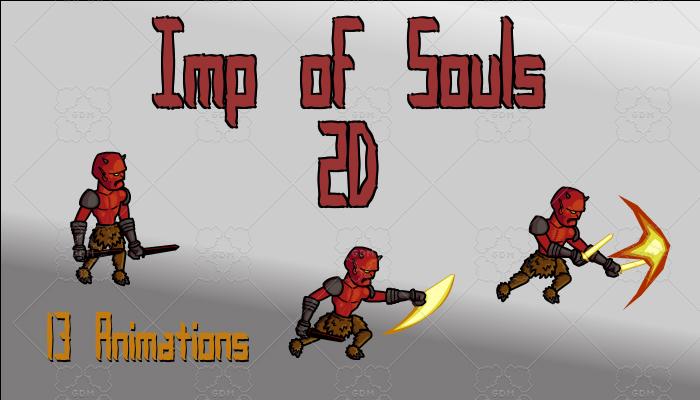 Demon (Imp) of Souls