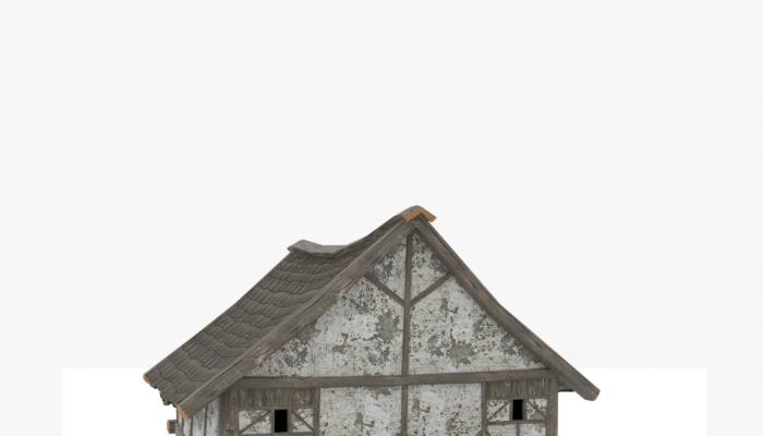 Medieval House PRB