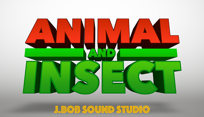 ANIMAL and INSECT