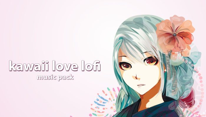 Kawaii Love Lofi Music Pack