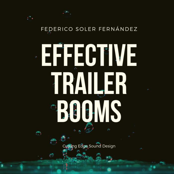Effective Trailer Booms