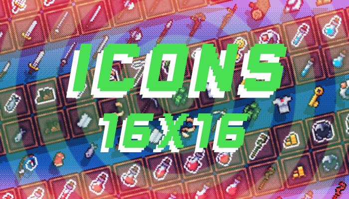icons 16X16