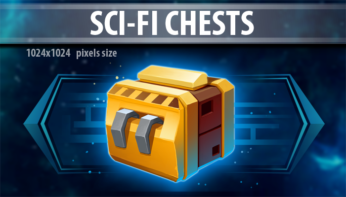 Sci-Fi Chests