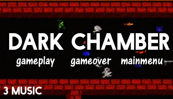 dark chamber theme game music pack