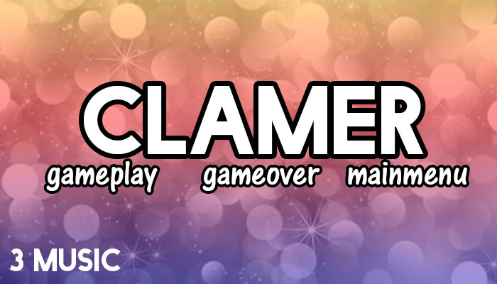 clamer theme game music pack